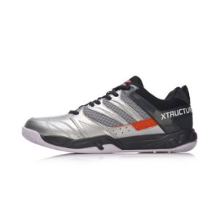 Li-Ning X-Tructure Men's Antiskid & Wear-Resistant Badminton Training Shoes | 2018 Spring