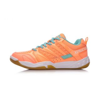 Li-Ning X-Tructure Women's Antiskid & Wear-Resistant Badminton Training Shoes | 2018 Spring