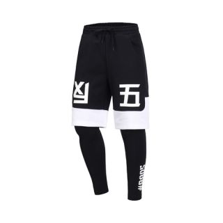 Li-Ning Bad Five Men's 2 in 1 Shorts Pants - 反五 |Li Ning 2019 Spring
