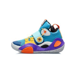 Li-Ning All City 8 Way of Young Edition - Blue/Yellow
