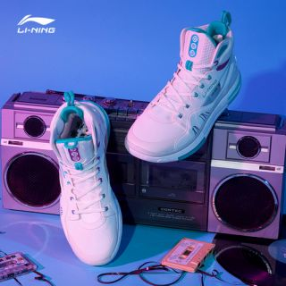 玖叁柒 䨻 937 Jimmy Butler Same Style Women's Shoes - Champagne White