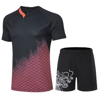 2019 World Table Tennis Championships Men's Jersey + Shorts - Fans Edition
