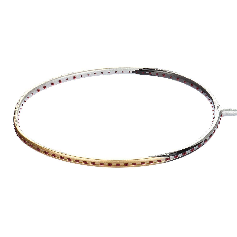 Li-Ning Extra Skill WindStorm 300 Badminton Racket (Silver)