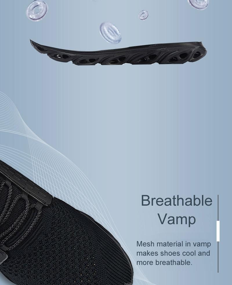 Li-Ning Arc High Men's Cushion Sock-Like Running Shoes