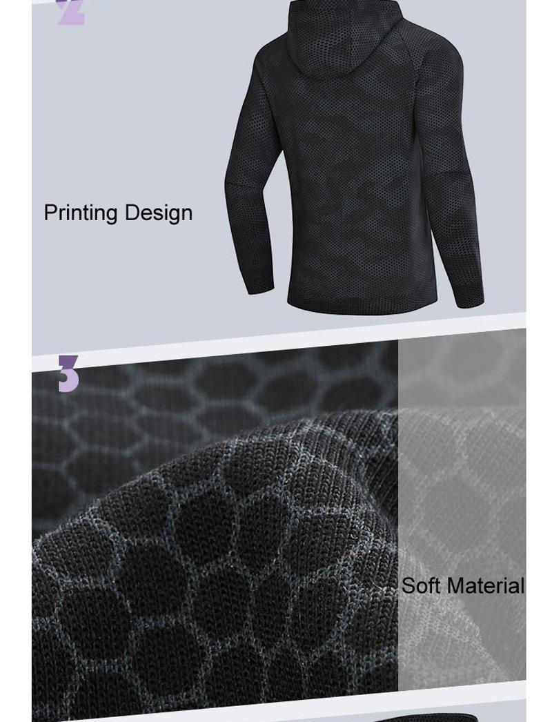 Li-Ning Wade Men's Hooded Sweatshirts