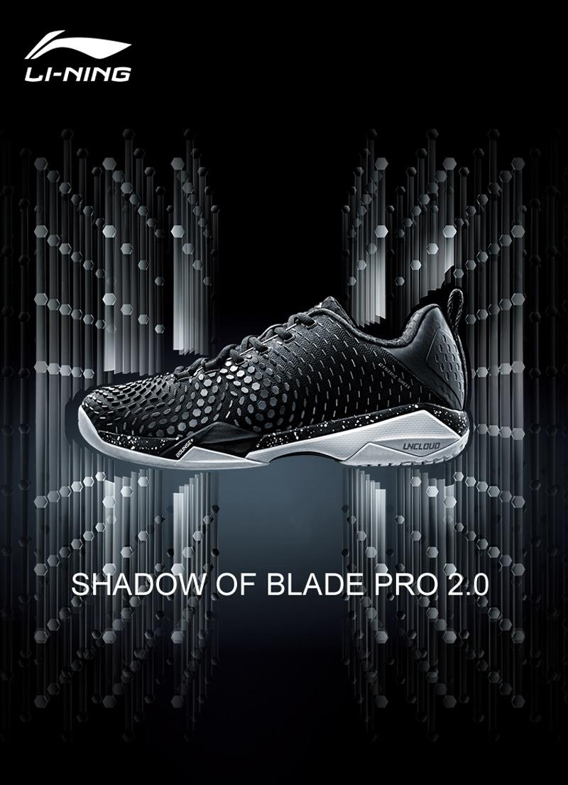 Li-Ning 2018 Shadow of Shade PRO 2.0 Professional Badminton Shoes
