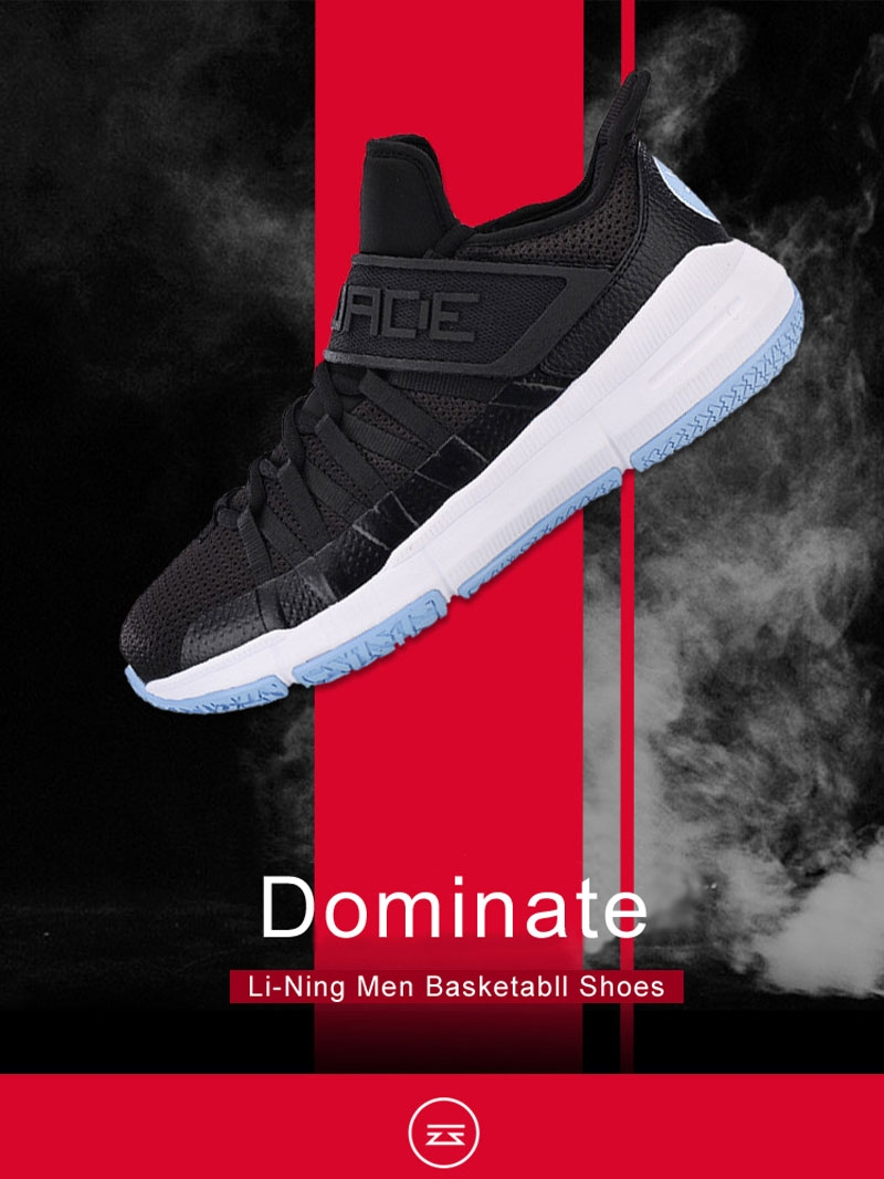 Li-Ning Wade On Court Men's Basketball Training Shoes