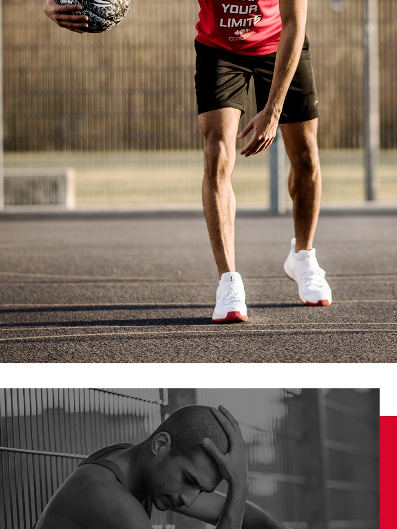 Li-Ning Wade On Court Men's Basketball Training Shoes