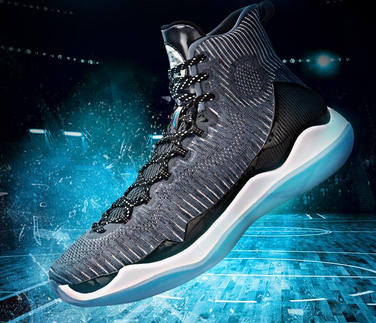 Li-Ning YuShuai 11 Premium Men's High Professional Basketball Game Shoes | Lining 2017 Winter Release