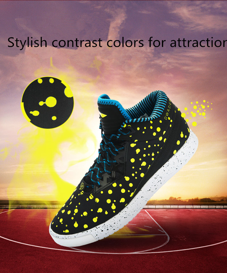 Li Ning Wade Chillout 2 Mens Lifestyle Basketball Shoes